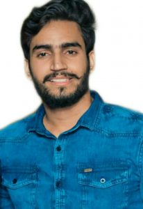 Portrait of Animesh Partap Singh